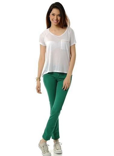 Mia Pantolon Yeşil